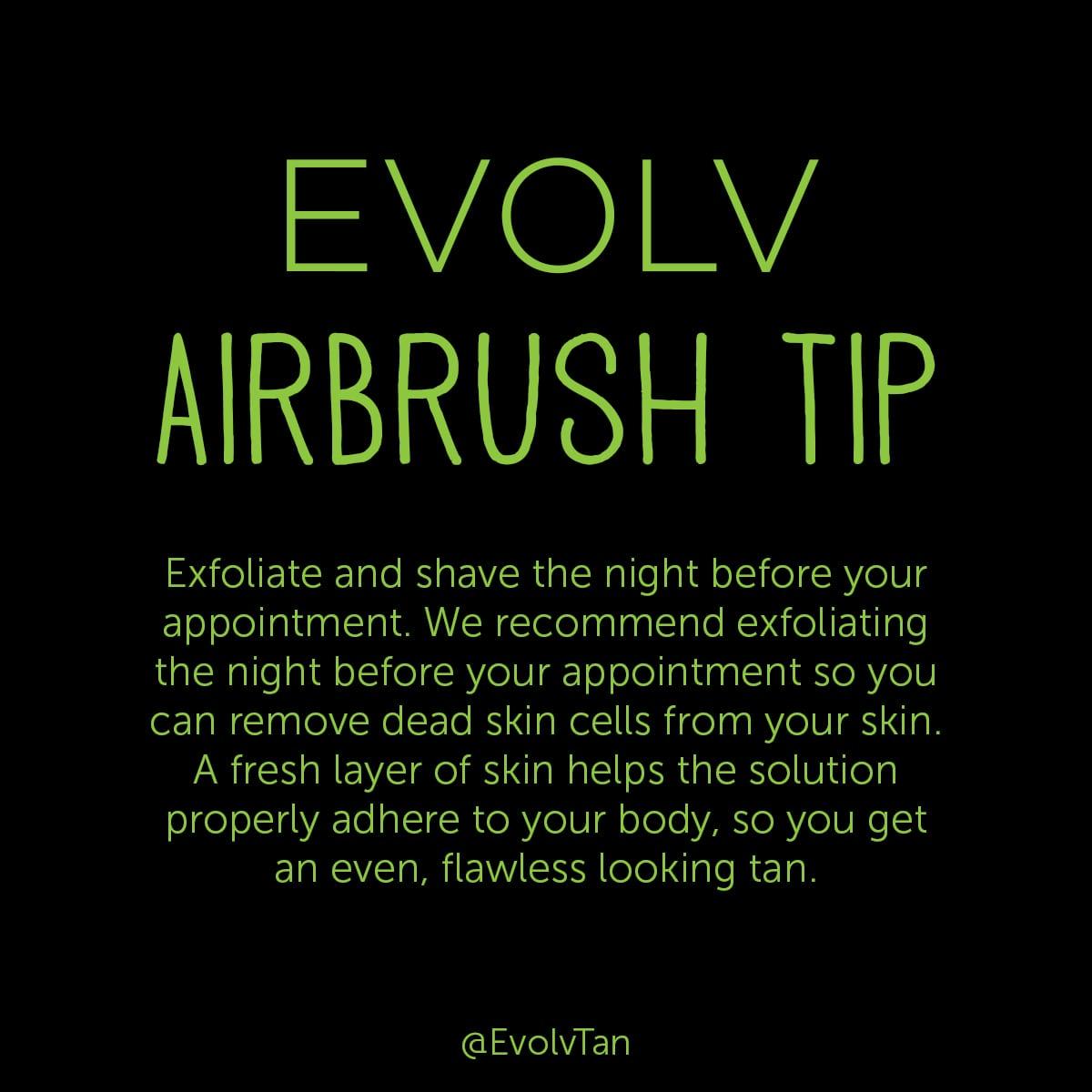 evolv airbrush tip_exfoliate,shave_TW_B